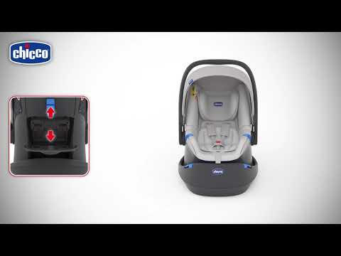 Oasys 0+ Up car seat