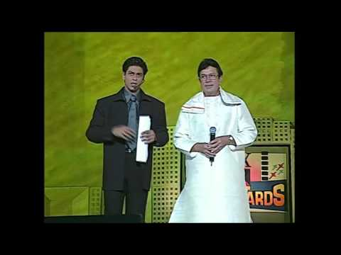 Zee Cine Awards 2001 Rajesh Khanna Red Carpet