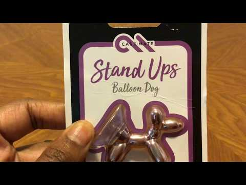 Stand Up Balloon Dog by Casemate