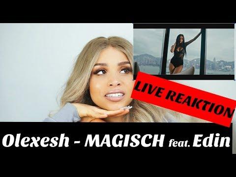 Olexesh - MAGISCH feat. Edin (Official Music Video) reaction