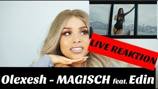 Olexesh - MAGISCH feat. Edin (Official Music Video) reaction