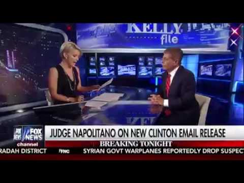 Kelly, Gallagher, & Napolitano on Chaffetz calls for Clinton investigation, 9/6/16