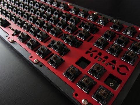 KMAC-2 keyboard assembly