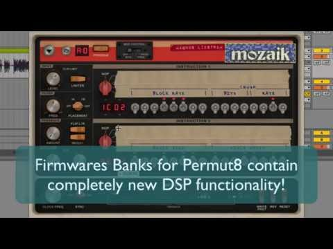 Permut8 Firmwares Run Through