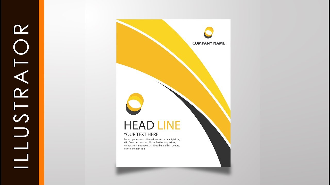 simple flyers design