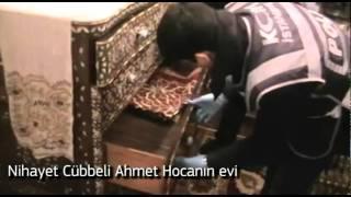 Cübbeli Ahmet Hocanın Evi Polisler Tar...