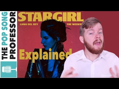 The Weeknd - Stargirl Interlude   Song Lyrics Meaning Explanation Poster