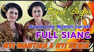 Nyi Wantika & Nyi Henik Gandrung Ngesti Laras Full Siang