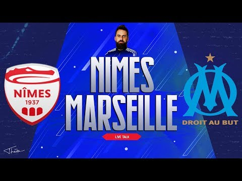 🔴🎙️Live Talk : NIMES - MARSEILLE / OM | Ligue 1 - J 27 | 28-02-2020