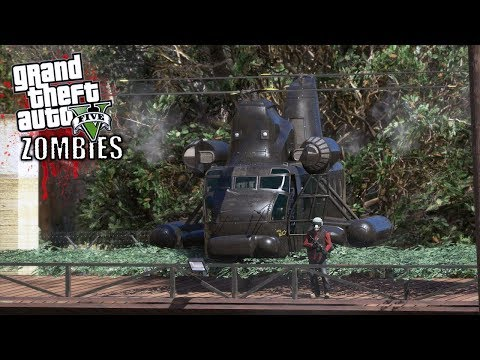 GTA 5 - APOCALIPSIS ZOMBIES VS EJERCITO - EL FINAL - EP#14|EdgarFtw thumbnail