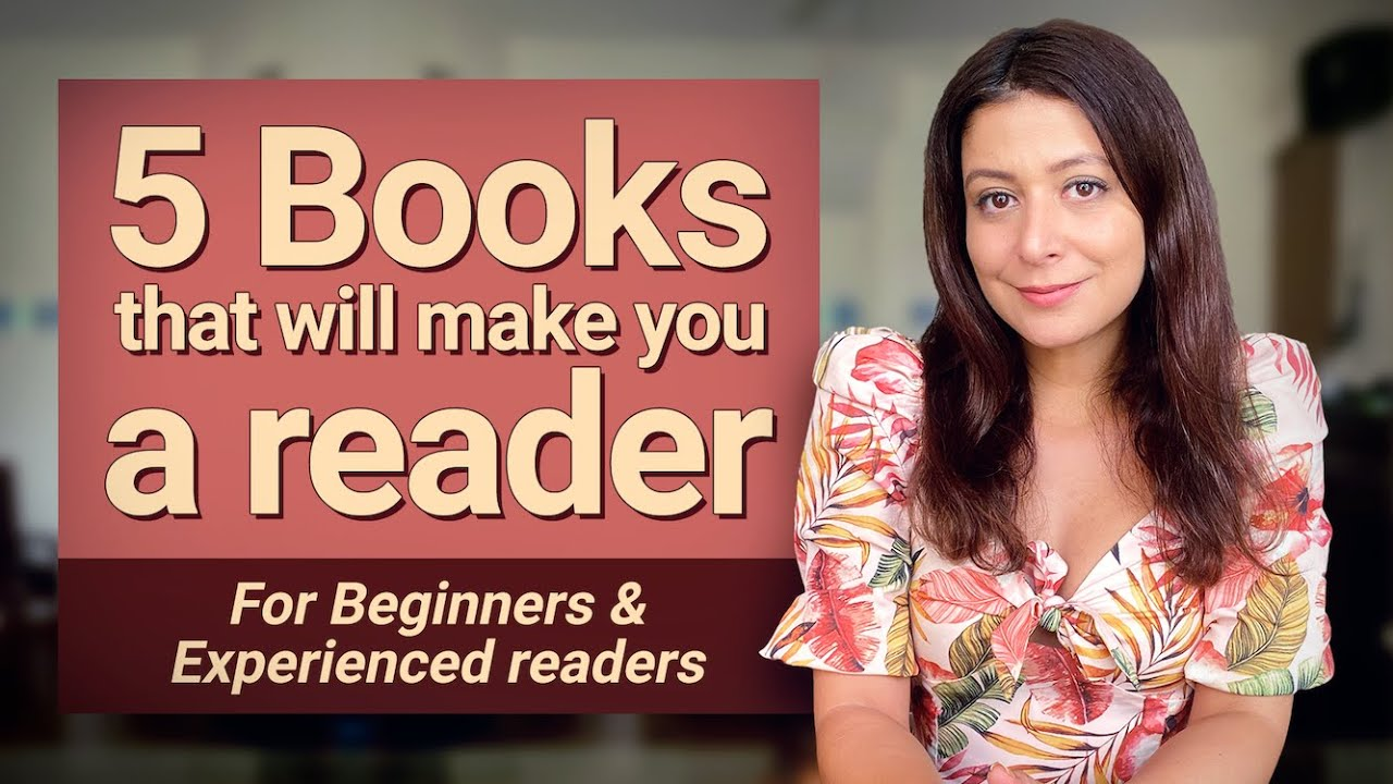 Download Books For Beginners || Books Recommendations to start reading again.