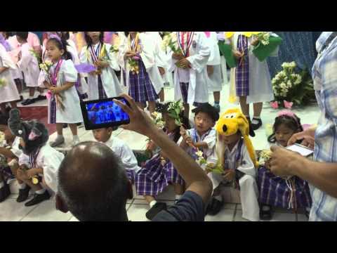 Heaven's Crown Christian School Graduation