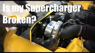 How should a Procharger sound? Is it bad? (Procharged Scatpack)