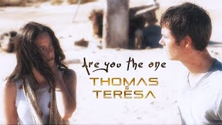 ► The Maze Runner    Thomas & Teresa ● Are you the one