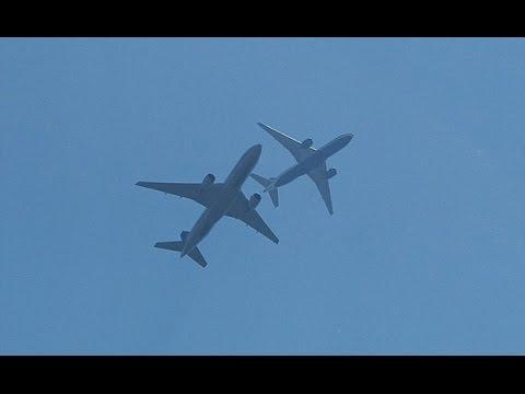 Mid-Air Collision Between 2 Indigo Planes Over Guwahati Airspace