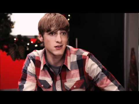 "Big Time Rush Kendall ""Logan Fresh Holiday Beat Please"""