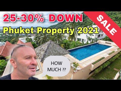 Phuket Property Prices