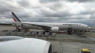 My Journey on Air France Premium Economy Part 1: ATL-CDG on Boeing 777-300ER