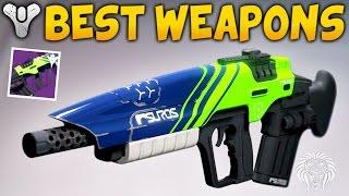 Destiny: BEST VENDOR WEAPONS! Must Buy God Roll Guns (April Update)