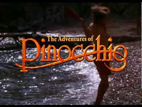 The Adventures of Pinocchio / Pinocchio (1996) - English trailer