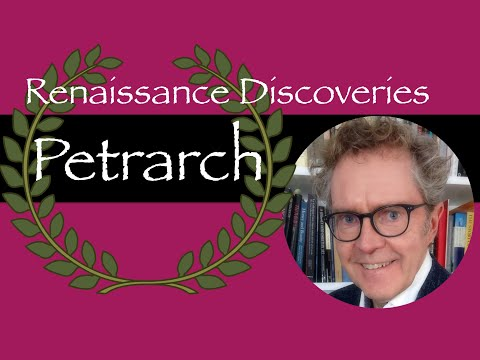 Renaissance Discoveries: Petrarch