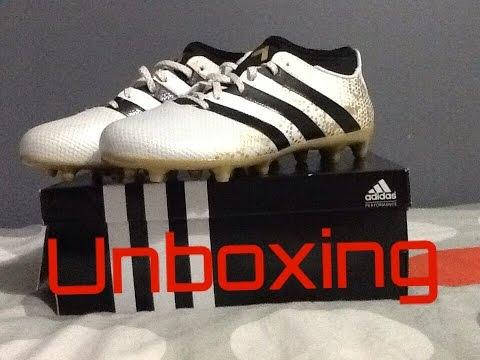 [Unboxing] Crampons de Paul Pogba-Adidas Ace 16.3