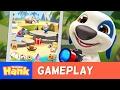Crazy Animal Photos - My Talking Hank (Gameplay)