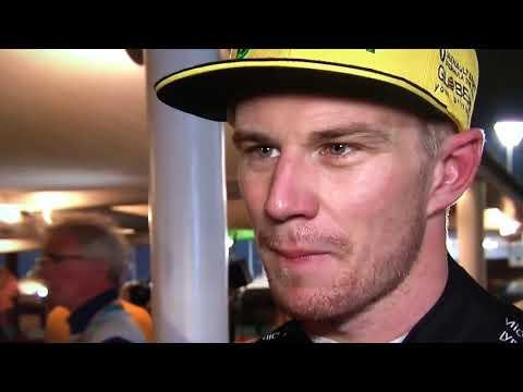 F1 2017 Abu Dhabi GP Nico Hulkenberg post race reaction