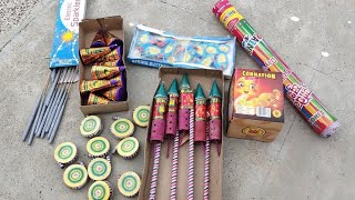 vuclip Different types of Crackers Testing | Crackers Testing | Some new Crackers Testing | 2019 Diwali