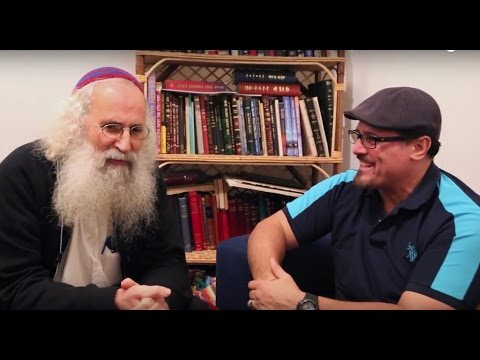Ariel Cohen Alloro & Rico Cortes - about the Retrial of ישוע Yeshua / Jesus - Jerusalem, 2014