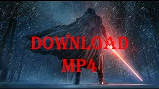 Star Wars 7: The Force Awakens  FREE DVD quality MP4 DOWNLOAD {torrent} description