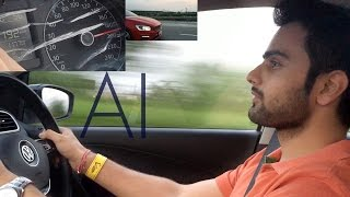 Volkswagen Polo GT TSI | Top Speed 192 kph!! Acceleration India
