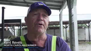 Hurricane Florence Hits Farmers Hard in North and South Carolina thumbnail
