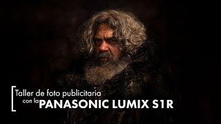Taller de foto publicitaria con Jorge Alvariño y la Panasonic Lumix S1R
