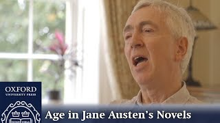 The Importance of Age in Jane Austen's Novels