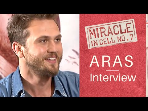 Aras Bulut Iynemli ❖ Interview ❖ Miracle in Cell no. 7 ❖ ENGLISH