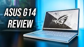 "ASUS G14 Review - 8 Core 4900HS in 14""?!"
