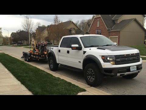 2016 Lawn Care Equipment Setup
