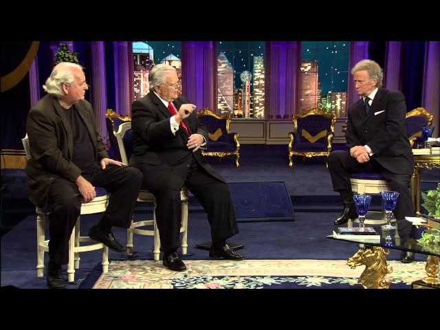 Dwight Thompson hosts Pastor John Hagee, Bill Salus, Dr  David Reagan, Irvin Baxter, Gary Stearman