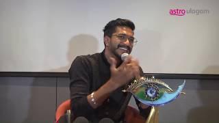 Bigg Boss Mugen Rao Press Conference   BB MUGEN Exclusive