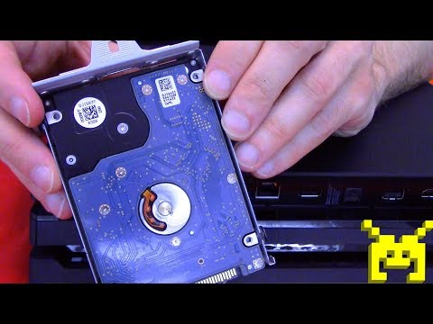 How to upgrade your PS4 Pro hard drive to 2TB —step by step!