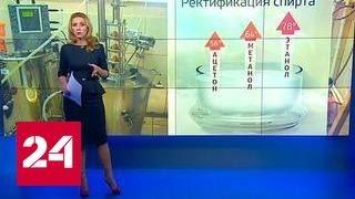 видео отравление метиловым спиртом