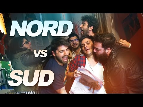 NORD VS SUD - Le Differenze - iPantellas