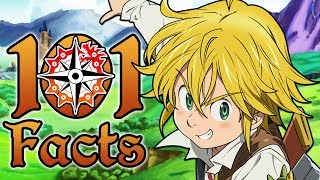 101 Facts About The Seven Deadly Sins That You Probably Didn\'t Know! | Nanatsu no Taizai