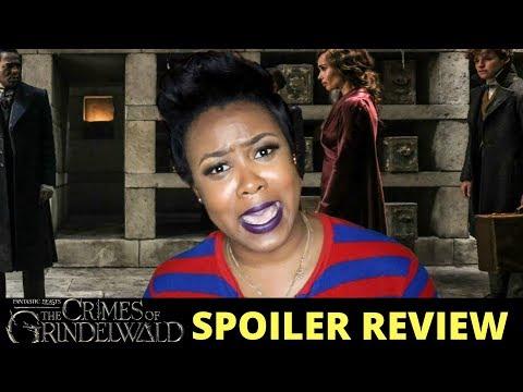 Fantastic Beasts The Crimes of Grindelwald...
