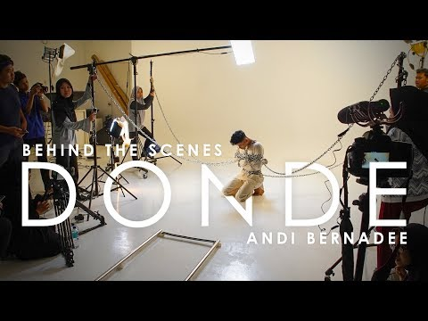 BTS | Andi Bernadee - Donde (Official Music Video)