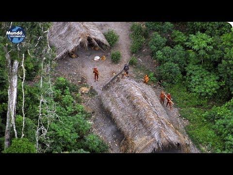 SENTINELESES - A Tribo Mais Isolada Do Mundo!