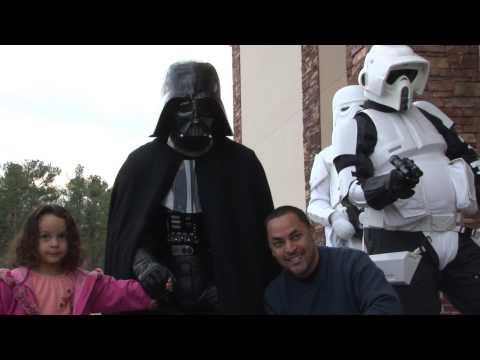 Star Wars Costumers - Toys4Tots, Buford, GA
