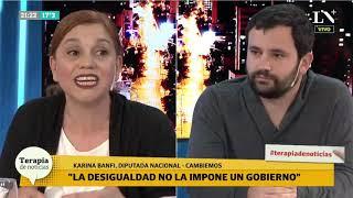 """""""Sos un caradura"""" Fuertísimo cruce entre una diputada de Cambiemos y un sociólogo K"""