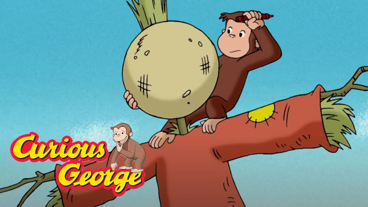 Curious George 🐵Keep Out Cows! 🐵Full Episode 🐵 HD 🐵 Cartoons For Children
